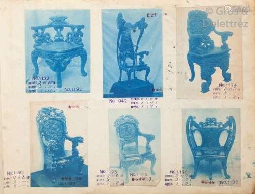 Photographe non identifié Chine, Indochine, c. 189…