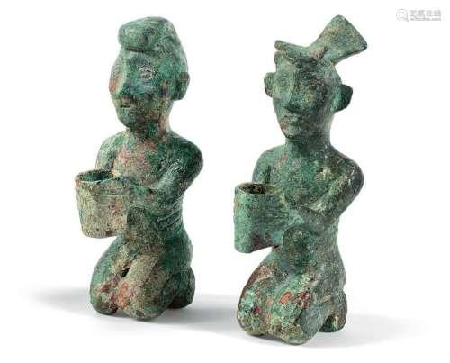 CHINE Début des Han occidentaux, IIe siècle avant ...;
