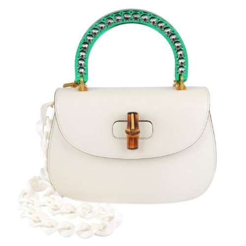 GUCCI - a Medium Classic 2 Top Handle handbag. Designed